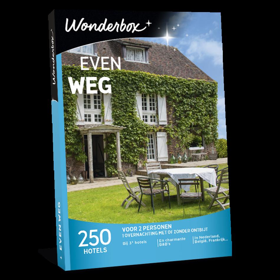 Wonderbox - Even Weg